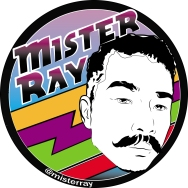 mr ray logo